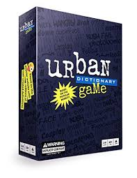 urban dictionary the party game of slang party games game