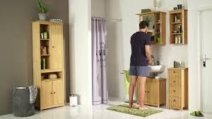 home affaire badkommode westa breite 34 cm badezimmerschrank aus massivholz kiefernholz metallgriffe 4 schubladen viel stauraum kaufen