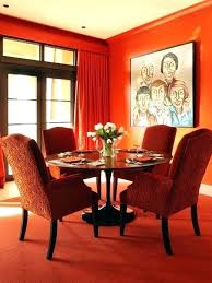 Houzz Dining Room Sets Chairs Home And Interior Astonishing Orange Of Interiors From Romantic Tables