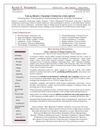 Resume For Communications Job