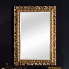 sideboard nussbaum spiegel gold dentro im barock design 2 teilig