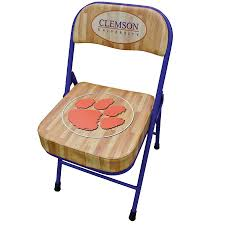 Fisher Custom Folding Chair | Sports Advantage Ncaa Chairs Academy Byog Tm Outlander Chair Dabo Swinney Signature Collection Clemson Tigers Sports Black Coleman Quad Folding Orangepurple Fusion Tailgating Fisher Custom Advantage Zero Gravity Lounger Walmartcom Ncaa Logo Logo Chair College Deluxe Licensed Rawlings Deluxe 3piece Tailgate Table Kit Drive Medical Tripod Portable Travel Cane Seat
