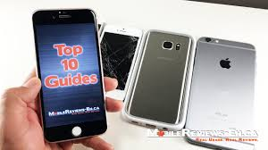 Top 10 Guides for iPhone 6 s accessories Mobile Reviews Eh