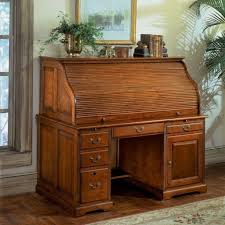 Small Secretary Desk With File Drawer by Small Roll Top Desk With Drawers File Drawer Antique Oak Black