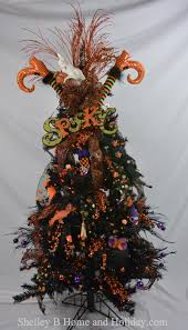 Raz Christmas Trees Wholesale by Shelley B Ghost Top Halloween Tree Decorate A Tree For Halloween