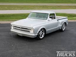 1967 Chevy C10 Pickup Truck - Hot Rod Network 1967 Chevy C10 Step Side Short Bed Pick Up Truck Pickup Truck Taken At The Retro Speed Shops 4t Flickr Harry W Lmc Life K20 4x4 Ousci Competitor Chris Smiths Custom Cab Rebuilt A 67 With 405hp Zz6 To Celebrate 100 Years Of Chevrolet Pressroom United States Images 6500 Shop Stepside Torq Thrust Iis Over The Top Customs Racing