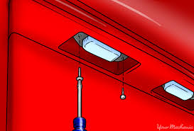 how to replace a license plate bulb yourmechanic advice