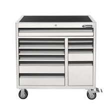 100 Service Truck Tool Drawers Kobalt 41in X 41in 11Drawer BallBearing Steel Cabinet