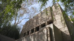 100 Frank Lloyd Wright Textile Block Houses S Los Angeles Reconsidered