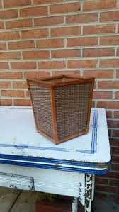 Ethan Allen Dry Sink With Copper Insert by Cube Plant Basket Plant Basket Rattan And Indoor