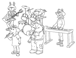 Cool Music Coloring Pages Best Book