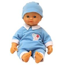 Dolls Soft Hispanic JC Toys Lots To Cuddle Babies Trade Me Analysis Of Poem Barbie Doll By Marge Piercy