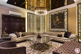 104 Luxurious Living Rooms Room For A Delhi Flat