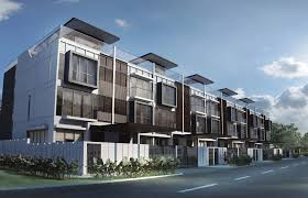 100 Terrace House In Singapore The Shoreline Residences I II New Launch