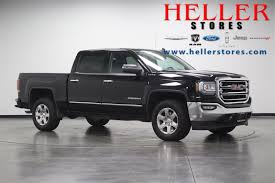 Pre-Owned 2017 GMC Sierra 1500 SLT Crew Cab Pickup In El Paso #U5853 ... Gmc Updates Sierra Elevation Edition For 2016 Amazoncom Denali Pickup Truck 124 Friction Series Red Tuscany Trucks Custom 1500s In Bakersfield Ca Motor 2019 1500 First Look Review Luxury Wkhorse Carbuzz Finally Different The Car Guide 2009 Used 2wd Reg Cab 1190 Work At Perfect 2018 Ratings Edmunds Ext 1435 Sle Landers Serving 2017 Pkg Double 4x4 20 Black 65 Bed 42018 Truxedo Lo Pro Tonneau Cover 2014 Reviews Images And Specs Vehicles New Limited W