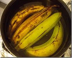 cuisiner des bananes plantain ma cuisine métissée afro française antillaise gratin de banane