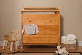 Davinci Kalani Combo Dresser Ebony by Amazon Com Davinci Emily 3 Drawer Changer Dresser Honey Oak Baby