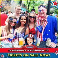 Clarendon Halloween Bar Crawl by The All American Bar Crawl Arlington Va Edition Tickets Sat