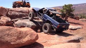 100 Rock Trucks Toyota Crawling MoabUT On Vimeo