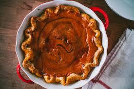 Pumpkin Pie Sweetened Condensed Milk by My Favorite Pumpkin Pie The Crepes Of Wrath The Crepes Of Wrath