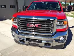 2015 GMC HD Grille Upgrade - 2015-2019 Silverado & Sierra HD Mods ...
