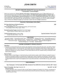 Examples Of Best Resumes Example Resume Title Financial Analyst Business Economics Sample Good