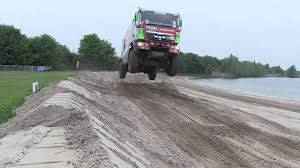 VEKA Dakar Truck Jump! - YouTube The Lotus F1 Team Jumped A Semitruck Over One Of Their Race Cars Extreme Monster Truck Jumps Over Crushed Cars At The Trucks Vision 8 Inch Jumping Truck Raging Red Record Breaking Stunt Attempt Levis Stadium Jam Haul Windrow Norwich Park Mine Ming Mayhem Jumps Formula 1 Car In World Youtube Quincy Raceways Nissan Gtr Archives Carmagram Bryce Menzies New Frontier Jump Trophy Video Racedezert Incredible Video Brig Speeding Race Man From Moving Leaving Him Seriously Injured On