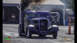 100 1934 Chevy Truck Rat Rod Diesel Race 1300ft Lbs Of Torque Diesel