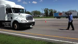 100 Truck Driving School Houston Elgin Community College ECC Program