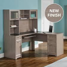 Magellan L Shaped Desk Gray by Realspace Magellan L Shaped Desk Espresso Best Home Furniture Design