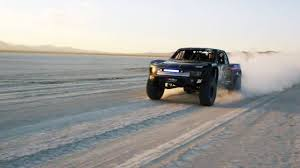 Trophy Truck Land Speed Record - Racing Videos