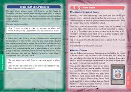 Yugioh Deck Types P by Yu Gi Oh Zexal Official Rulebook