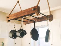 Best 25 Pot rack hanging ideas on Pinterest