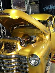 A 1951 Chevrolet Truck- See This Cool Car And More At