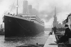 Titanic Sinking Animation 2012 by Titanic 100 Years National Geographic Channel