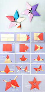Sheriff Star StepsOrigami Crafts For Kids Free Printable Origami Patterns Tutorial Paper
