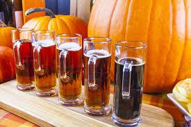 Harvest Moon Pumpkin Ale by Pumpkin Beer Is The Best Seasonal Brew Chicago Tribune
