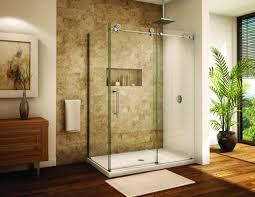 schiebetür duschkabinen für moderne badezimmer