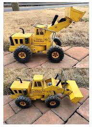 Vintage 1974/1975 Tonka Truck, Mighty Tonka Front End Loader | Cool ...
