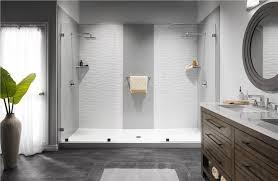 badewanne durch dusche ersetzen und praktischen platz im bad