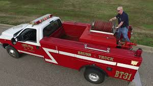 100 Brush Truck For Sale 1999 D F350 4x4 YouTube
