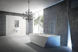 Chandelier Over Bathtub Soaking Tub by Make The Beauty Your Home More Beautiful With Chandelier