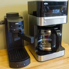 Braun BrewSense Coffee Machine