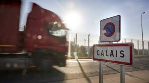 100 Truck Driving Schools In Los Angeles Calais The Gateway To France And Beyond Could Be Paralyzed By A