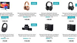 The Best Deals On The Web For October 22, 2018 Monoprice Discount Vintage Pearl Coupon Code 2018 20 Off Coupons Promo Codes Wethriftcom April Xm Save Sitewide At On Thousands Of Products Today Only Amazon Free Shipping And Handling Hotel Denver Latest Coupons Offers August2019 Get 65 Monoprices 50 Bulk Discount On Any Item With This Coupon Code How Thin Affiliate Sites Post Fake To Earn Ad Commissions Parts Select Evening Standard Meal Deals 4th July Week Deals Hardforum