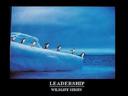 Leadership In A Cheesy Poster