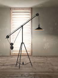 Modern Industrial Floor Lamp Vintage The Aquaria