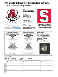 100 Luckey Trucking Streator Bulldogs Basketball On Twitter Reserve Your Tee Time