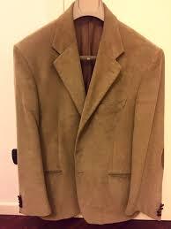 استوائي مولود سيجار giacca velluto uomo