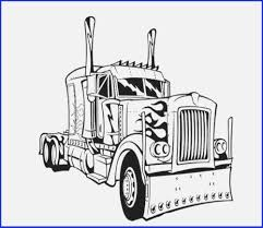 Semi Truck Coloring Page 35 Best Truck Coloring Pages | Www.gsfl.info